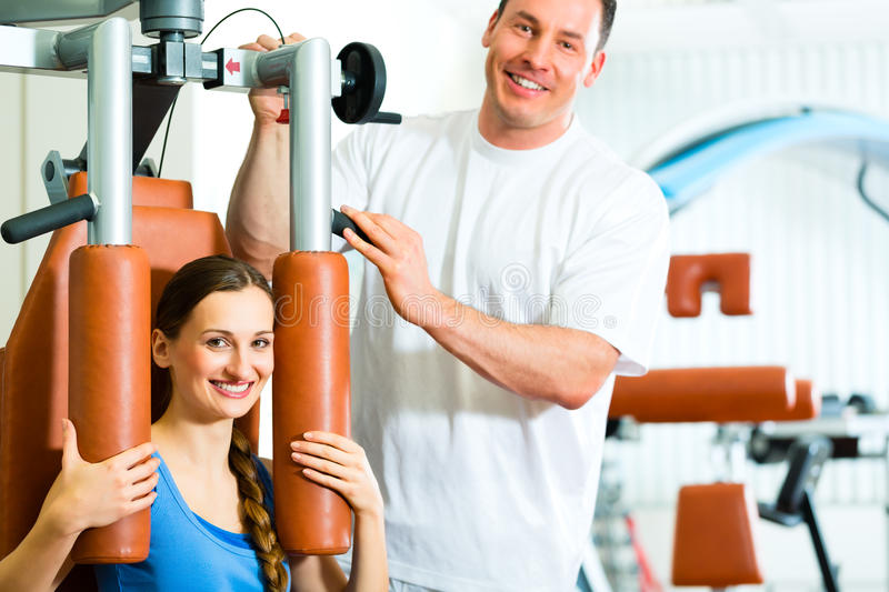Download Patient At The Physiotherapy Doing Physical Therapy Stock Photo - Image: 32787712