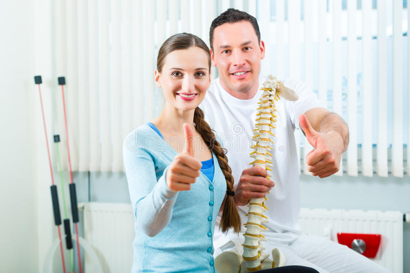 Download Patient At The Physiotherapy Doing Physical Therapy Stock Photo - Image: 30996454