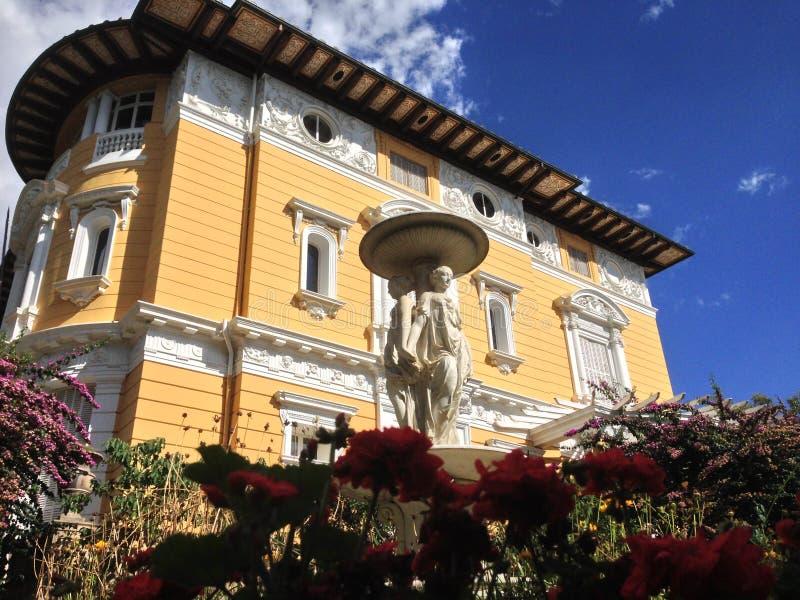 Patino II del palacio fotografía de archivo libre de regalías