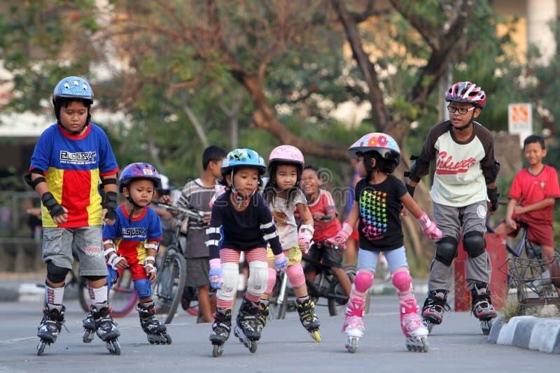 patins photographie stock libre de droits