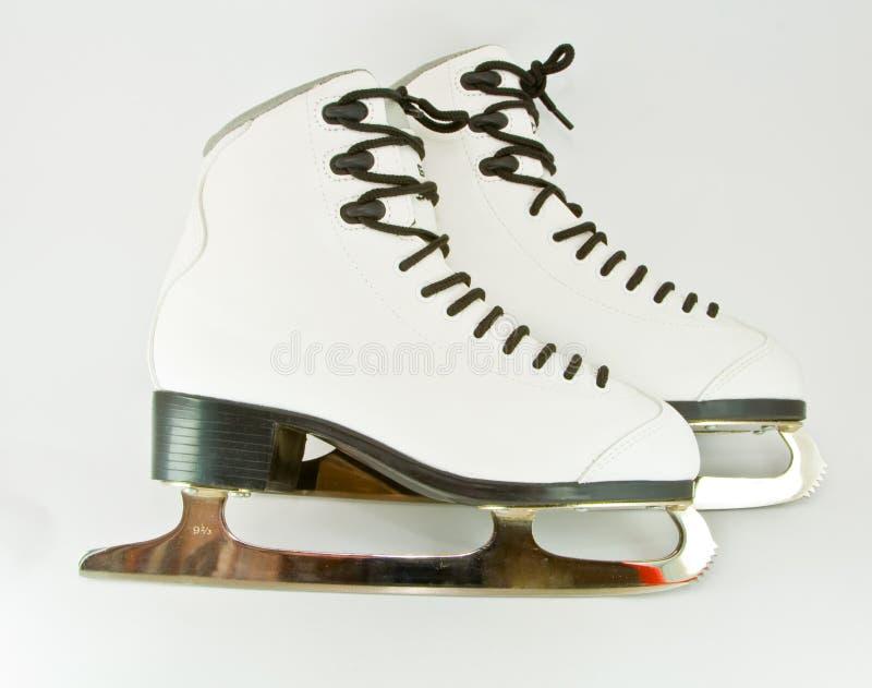 Patins de gelo imagem de stock