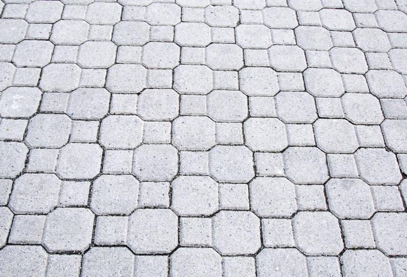 patio τούβλου στοκ εικόνα με δικαίωμα ελεύθερης χρήσης