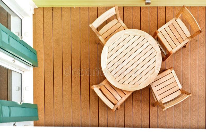patio zdjęcia stock