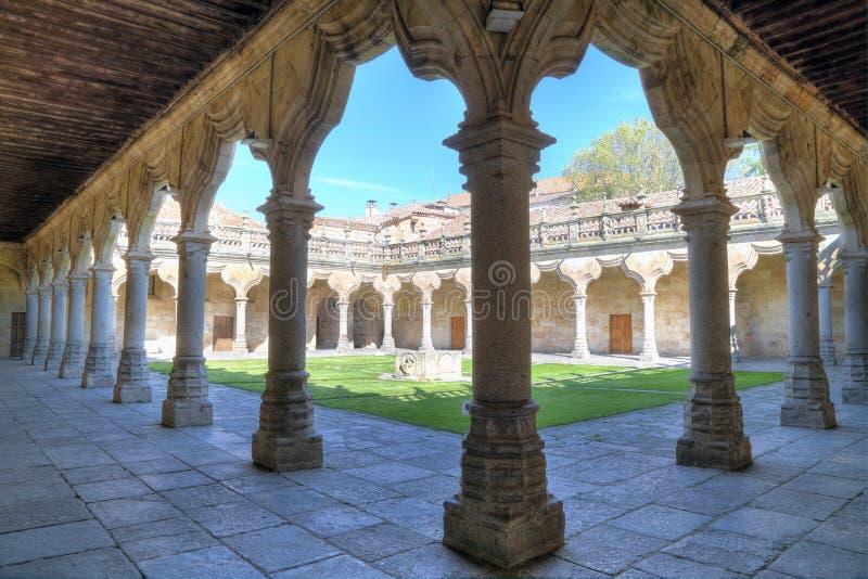 Download Patio Of University Of Salamanca, Spain Stock Photo - Image: 40132460