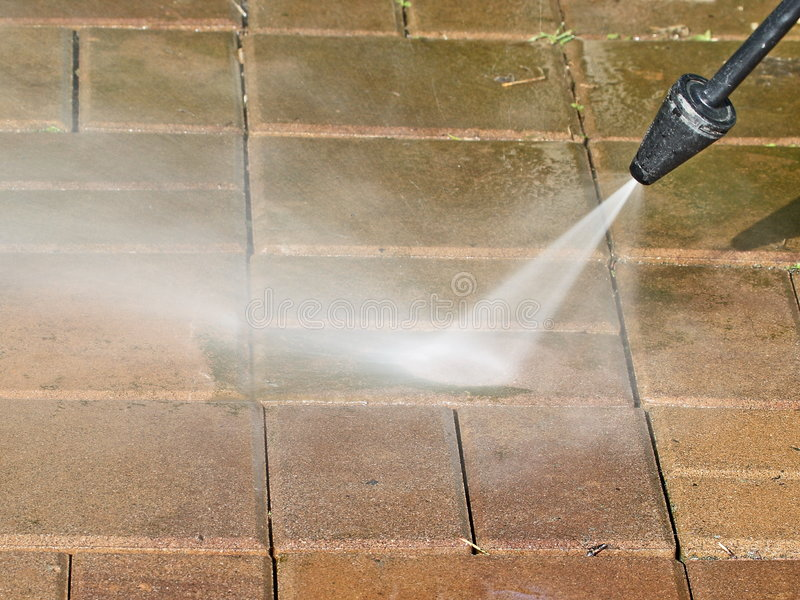Download Patio washing stock image. Image of nozzle, wash, cleaning - 4888773
