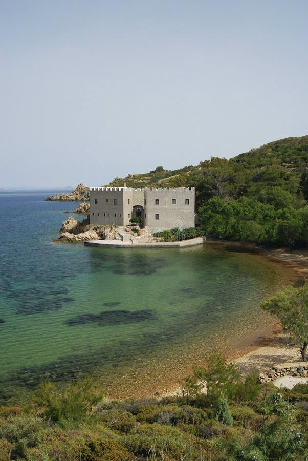 Free Patmos Island,Greece. Stock Photo - 98234770