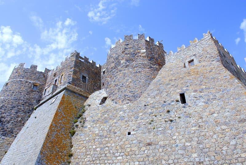 Patmos wyspa, Grecja fotografia royalty free