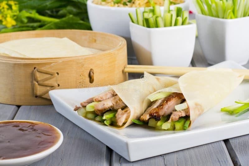 Download Pato de Peking imagem de stock. Imagem de pato, cuisine - 23957959