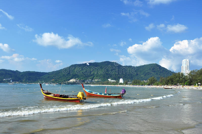 ??Patong Strand Phuket Thailand stockbild