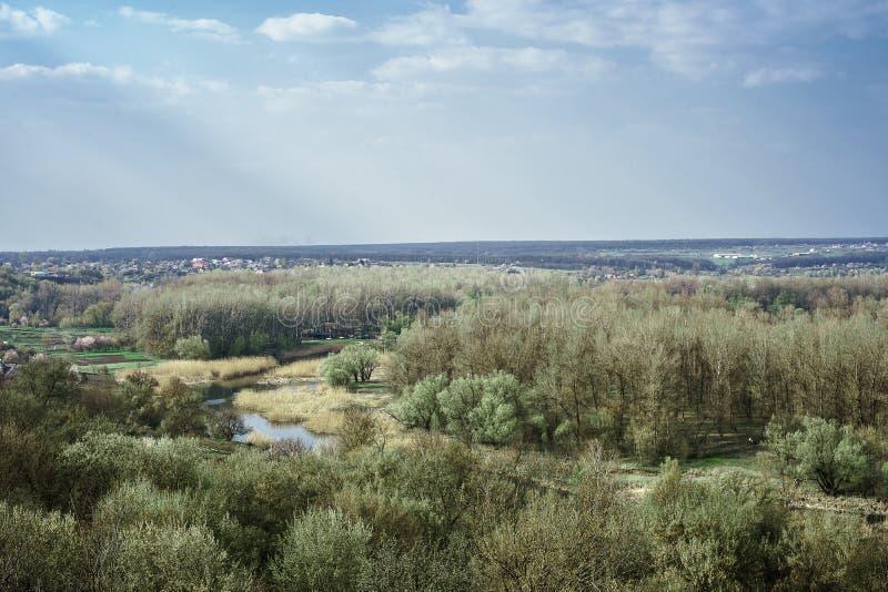 Patria del pintor ruso famoso Repin foto de archivo libre de regalías