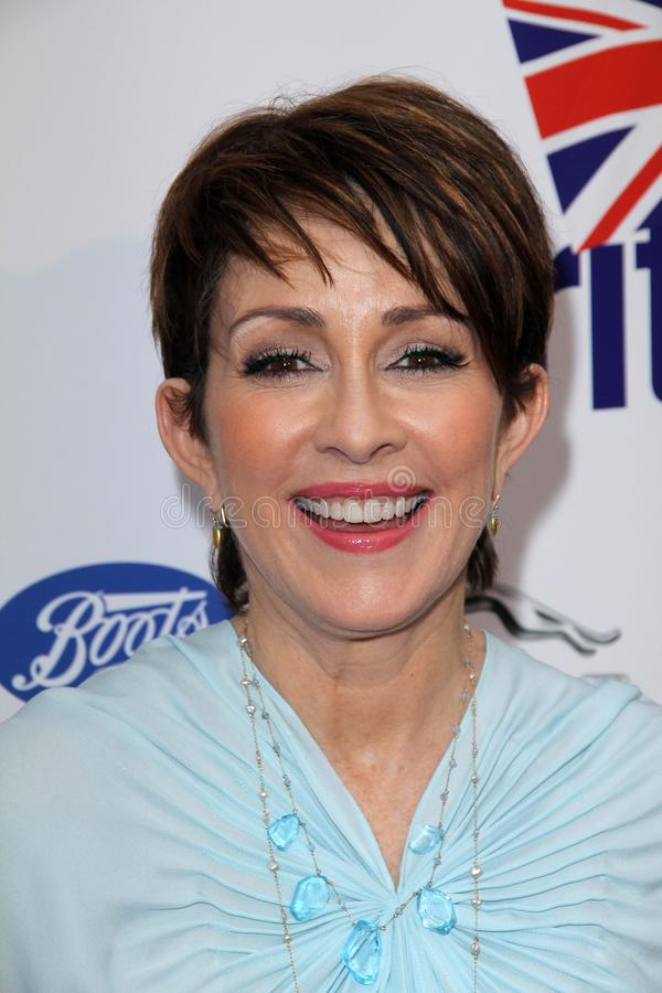 Patricia Heaton At The Official Launch Of BritWeek, Private Location, Los Angeles, CA 04-24-12 Editorial Photography