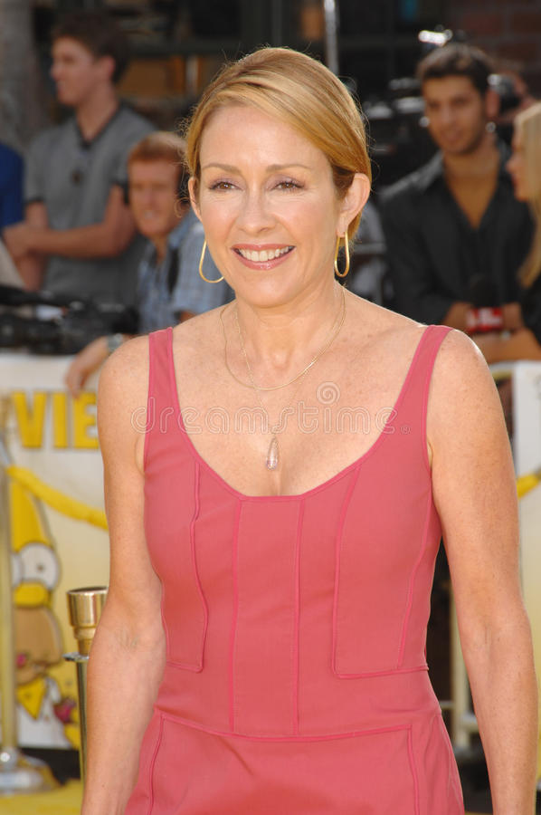 Download Patricia Heaton, The Simpsons Editorial Stock Photo - Image: 23976483