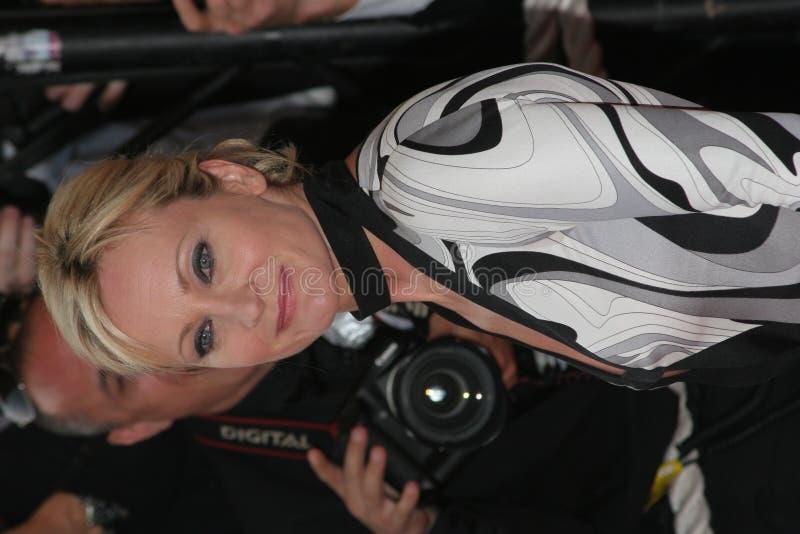 Patricia Kaas photo stock
