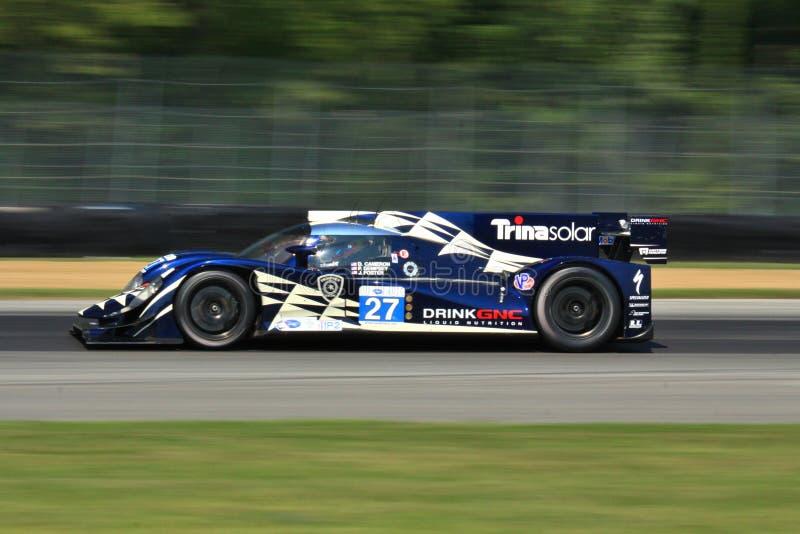 Patrick Dempsey Racing stockbilder