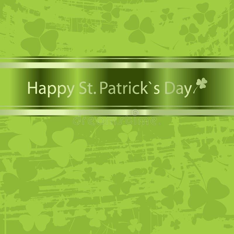 Patrick jest dzień św. royalty ilustracja