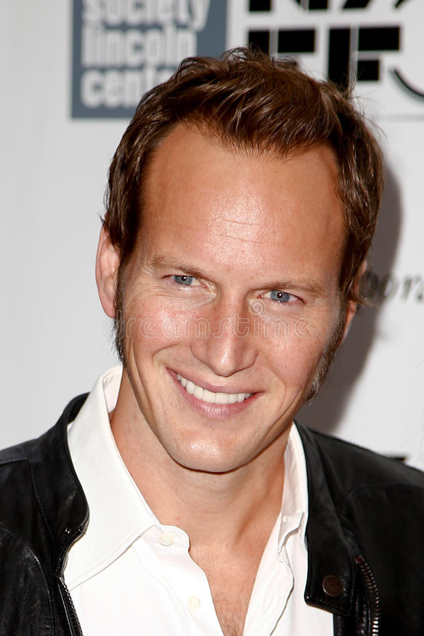 Patrick Wilson stock photography