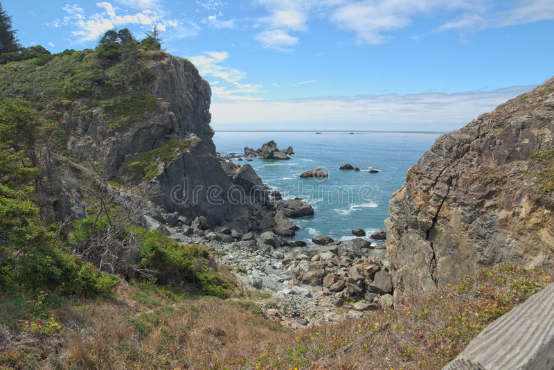 Patricks Point CA stock images