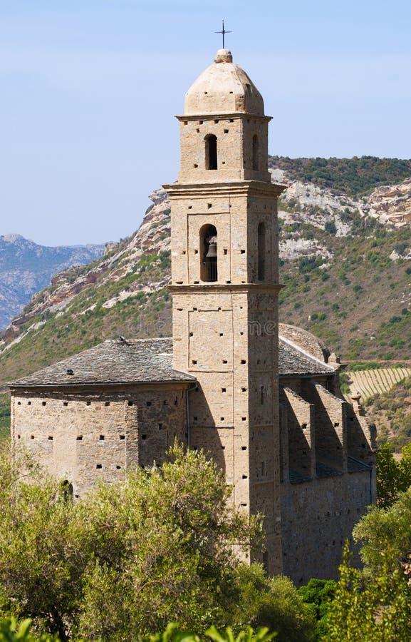 Patrimonio,欧特Corse,可西嘉岛,上部可西嘉岛,法国,欧洲,海岛 图库摄影
