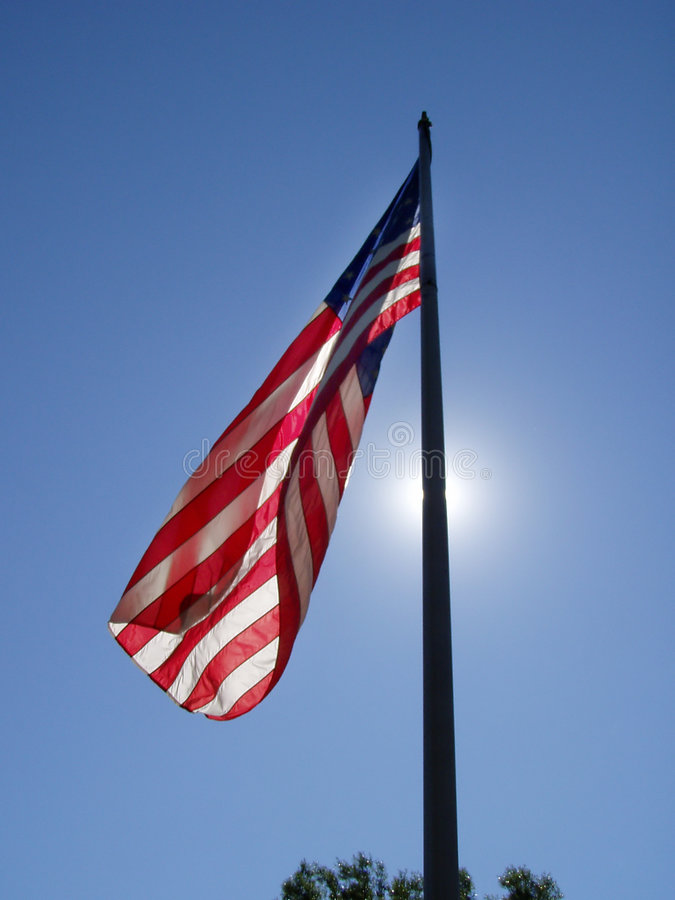 Download Patriotic Glow stock photo. Image of glimmer, patriotic - 10200
