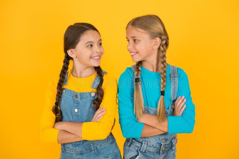 Patriotic upbringing. Independence day. We are ukrainians. Ukrainian kids. Children ukrainian young generation. Celebrate national holiday. Patriotism concept royalty free stock images