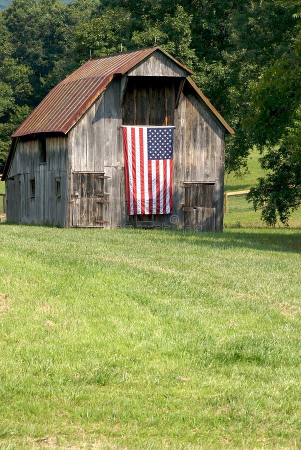 patriotisk beröm fotografering för bildbyråer