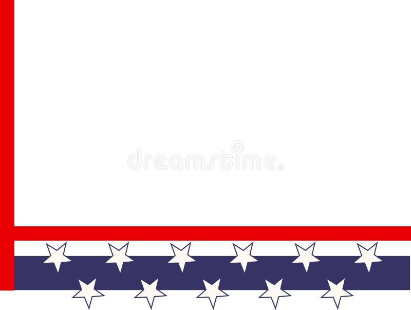 Patriotisk Kant Arkivfoto