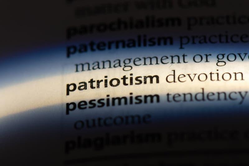 patriotism fotografie stock libere da diritti