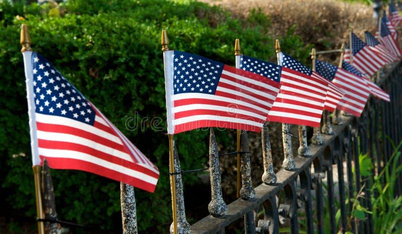 Patriottisme stock foto