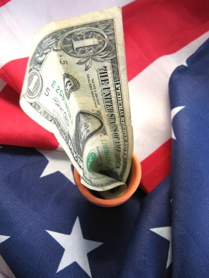 patriotyzm obraz stock