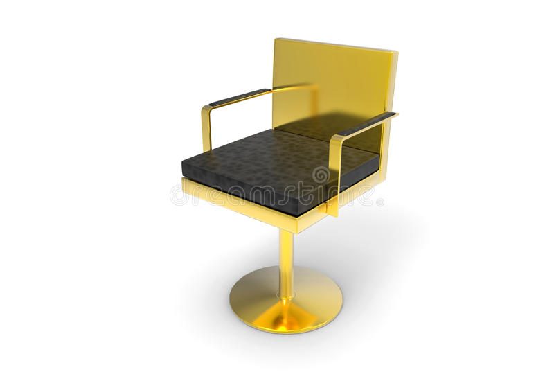 Patron Chair (or) illustration stock
