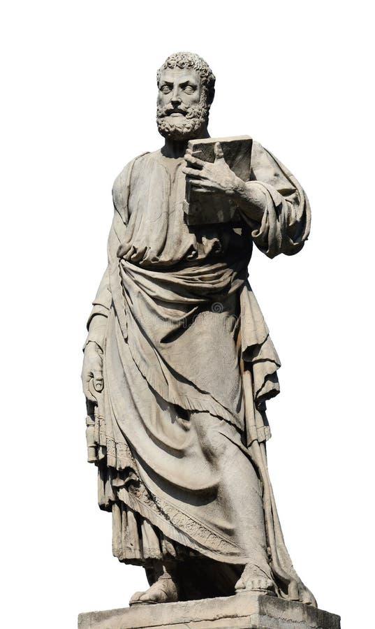 Patron de St Peter de Rome images libres de droits