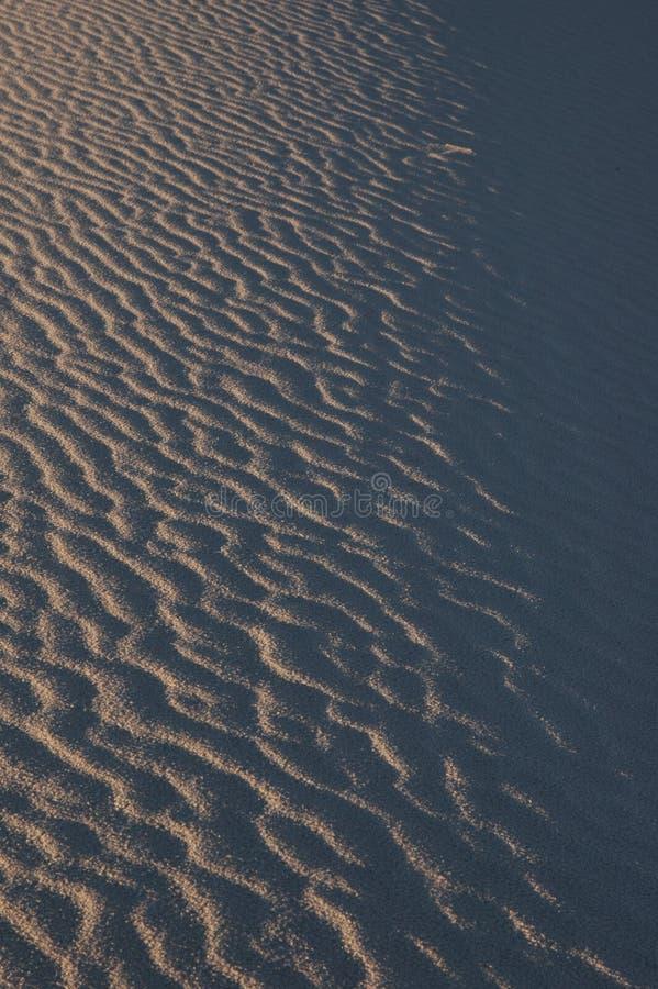 Patronen bij Wit Zand Nationaal Monument New Mexico stock foto