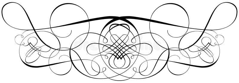 Patroon 02 royalty-vrije illustratie