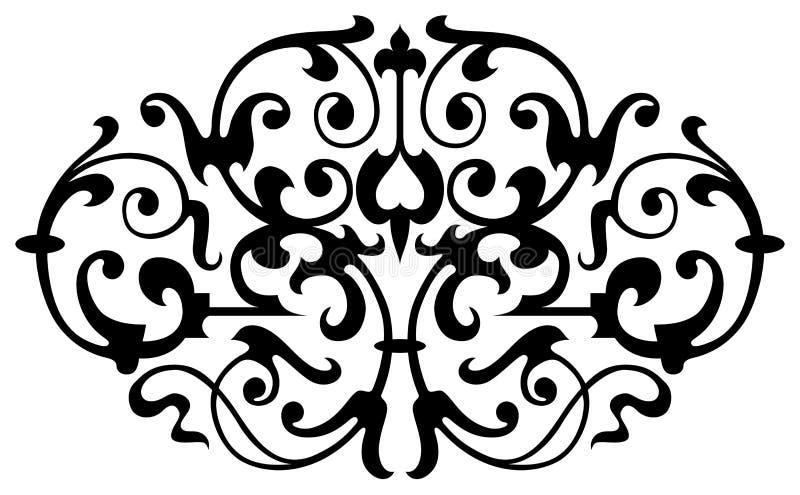 Patroon 07 vector illustratie