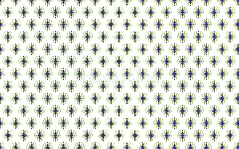 Patroon stock illustratie