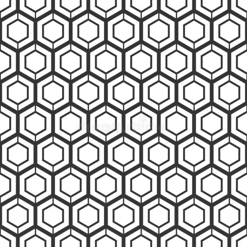 Patroon. Artistiek smeedstukmetaal vector illustratie
