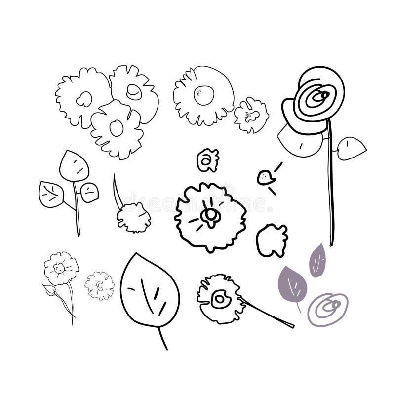 Patroon 08 vector illustratie
