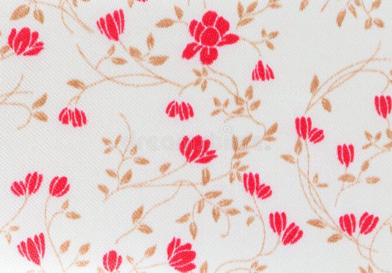 Patroon met bleek - roze stock foto's