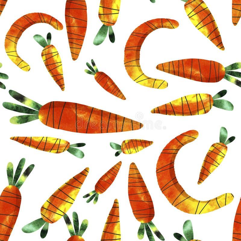 Patroon met Engelse alfabetbrief C stock illustratie