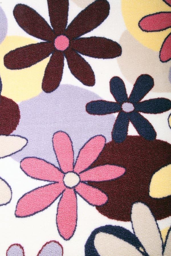 Patroon op tapijt stock afbeeldingen