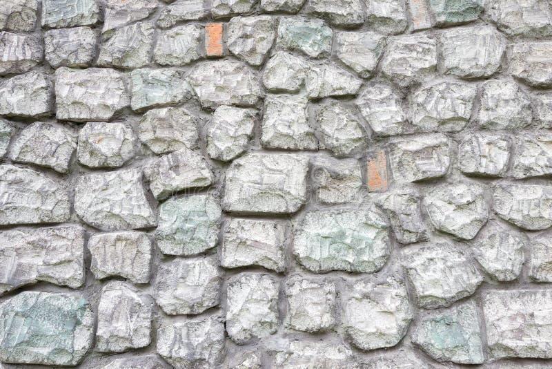 Patroon van oude ston stock afbeelding