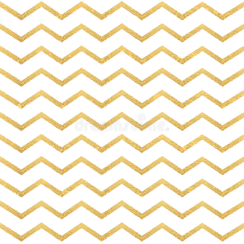 Patroon in zigzag royalty-vrije illustratie