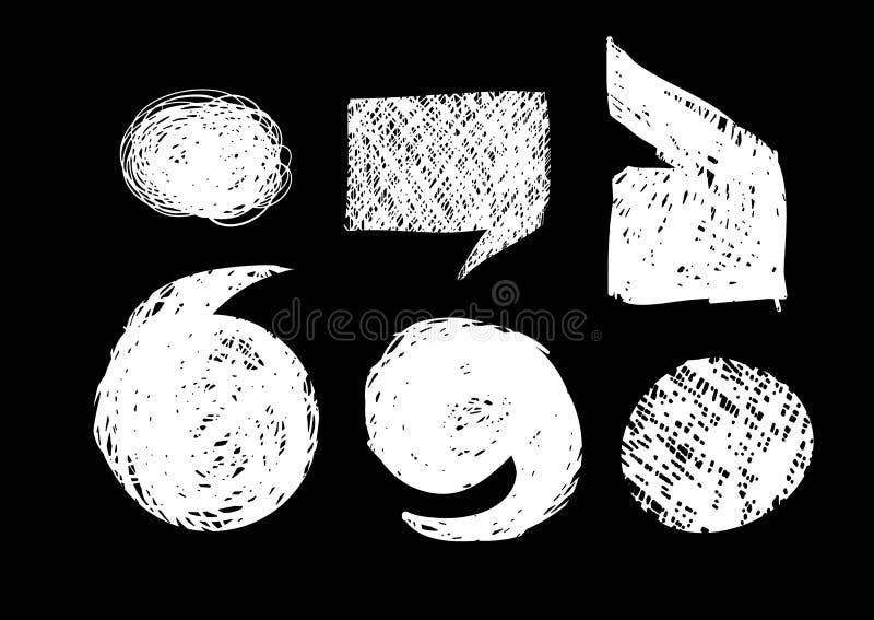 Patroszone wycena i rama ilustracji