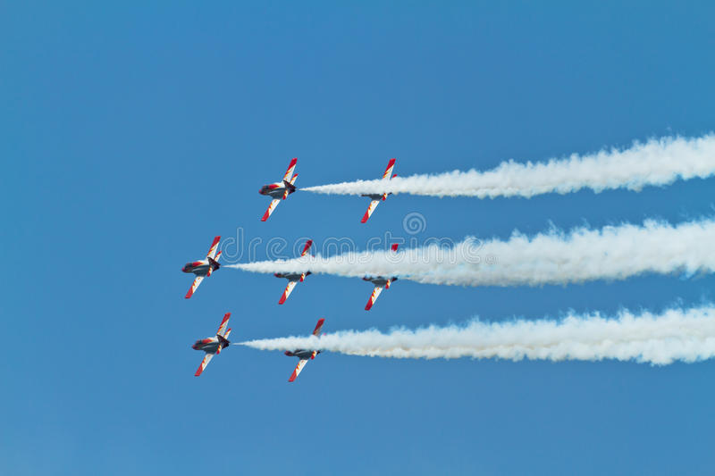 Patrulla Aguila images stock