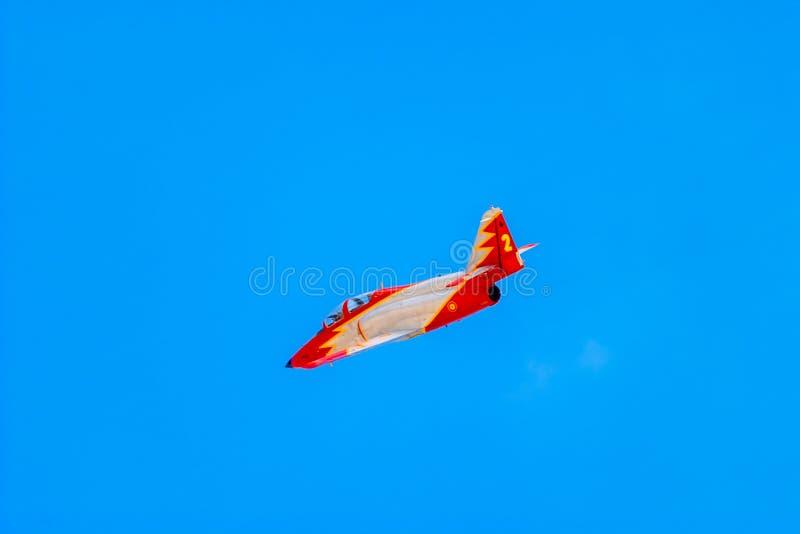 Patrulla Aguila stock foto