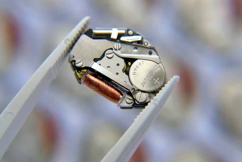 patrz mechanizmu fotografia stock