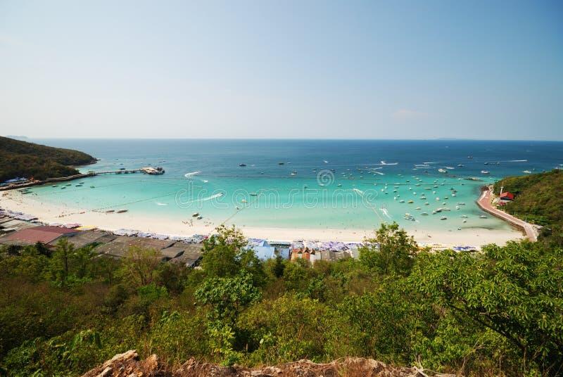 pattaya του τοπικού LAN 5 νησιών ko στοκ εικόνα