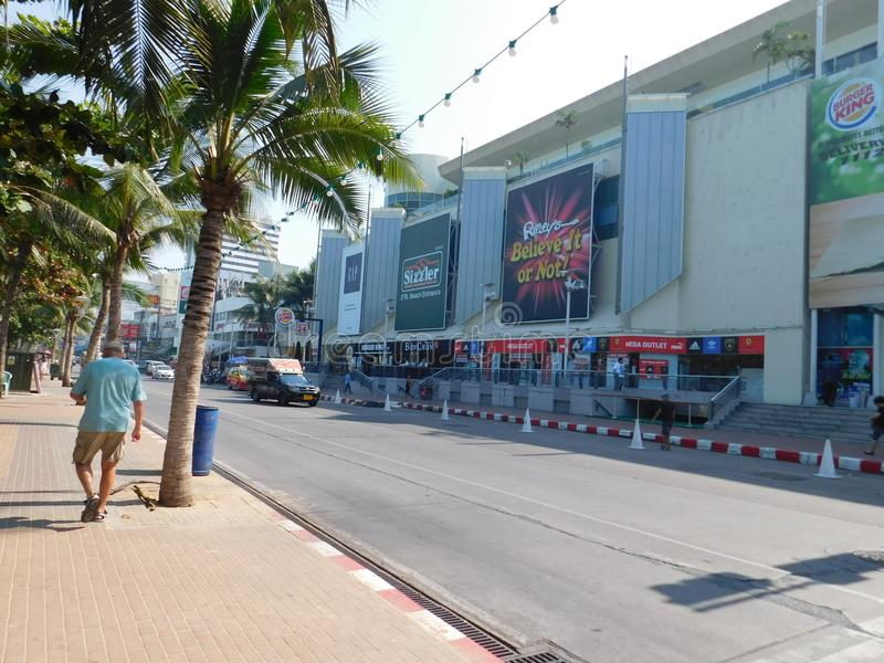 Pattaya arkivbild