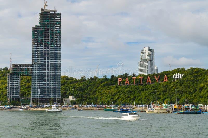 Pattaya royalty-vrije stock foto's