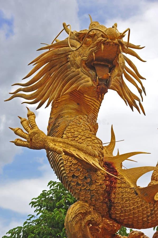 pattaya sala寺庙泰国viharasien 免版税图库摄影